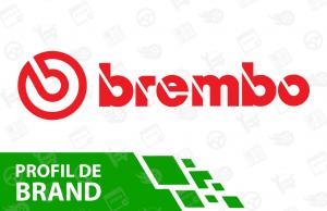 featured image profil de brand BREMBO