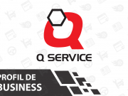 featured image profil de business q-service