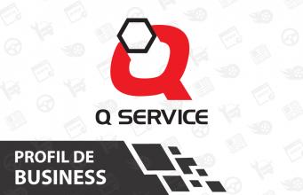 featured image profil de business q-service