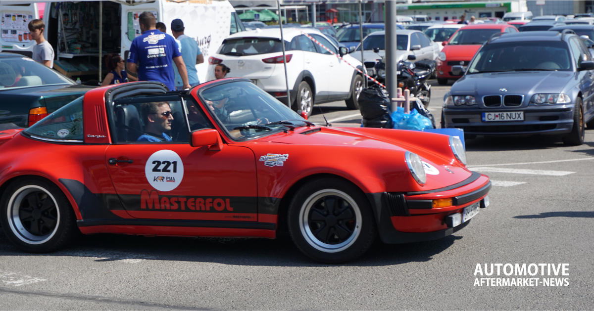 Klausenburg Retro Racing 2017